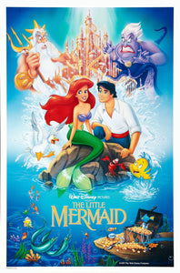 Jodi Benson - Signed Little Mermaid 8x10 and 11x17 #5