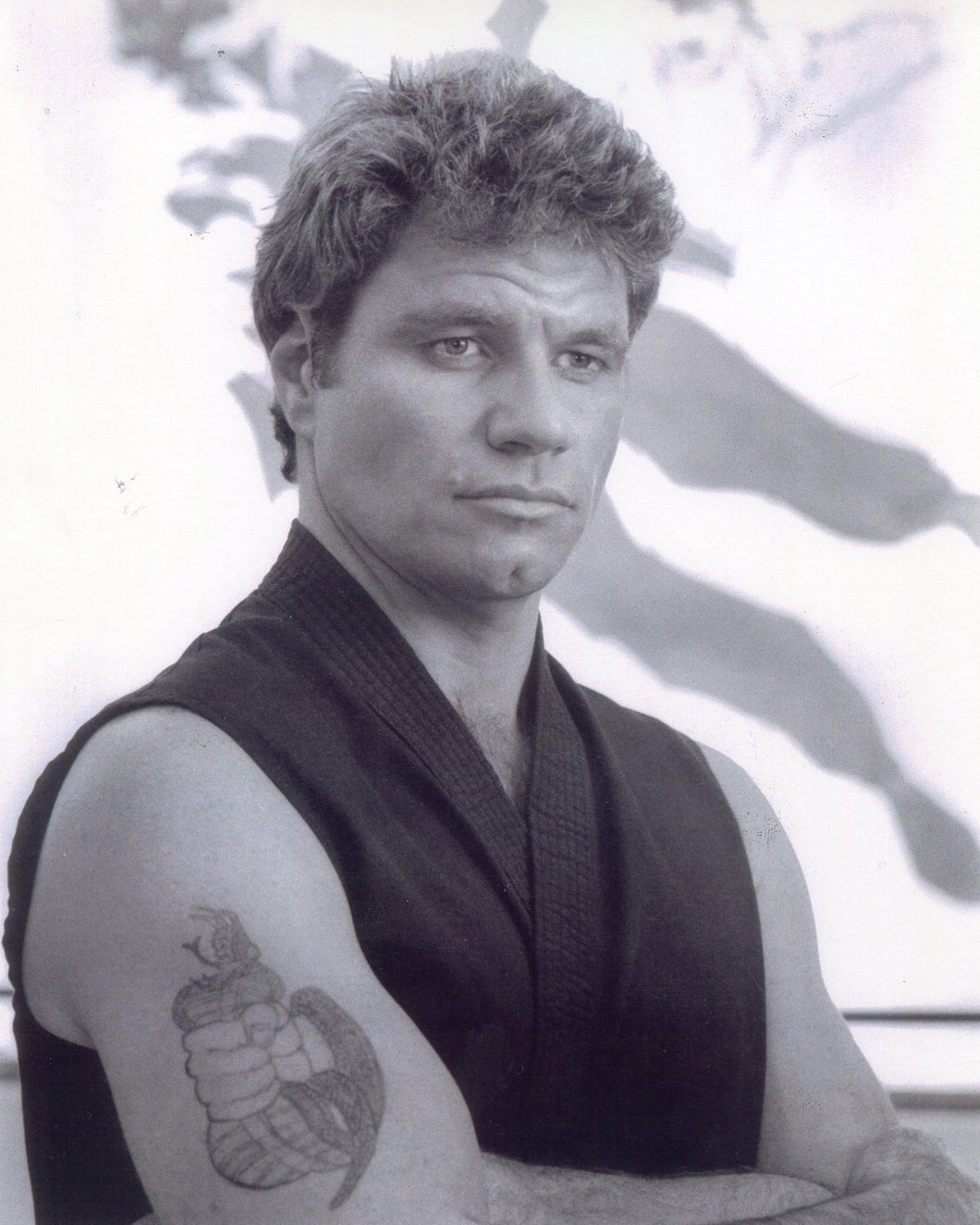 Martin Kove - Signed Karate Kid Image #1 (8x10, 11x14)