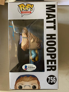 Richard Dreyfuss - Signed Matt Hooper Funko POP!