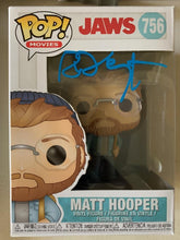Load image into Gallery viewer, Richard Dreyfuss - Signed Matt Hooper Funko POP!