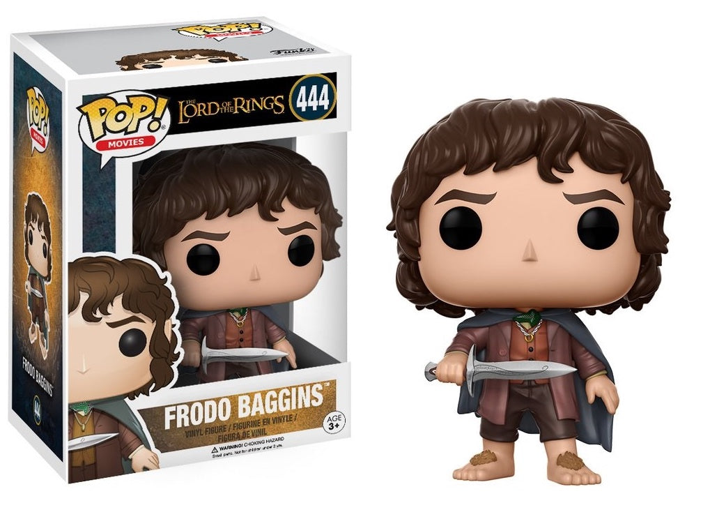Elijah Wood - Signed Frodo Baggins Lord of the Rings Funko POP!