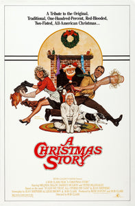 Peter Billingsley - Signed A Christmas Story Movie Poster Image (8x10, 11x17)