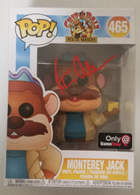 Load image into Gallery viewer, Peter Cullen - Signed Monterey Jack Funko POP! (Scratch & Dent)