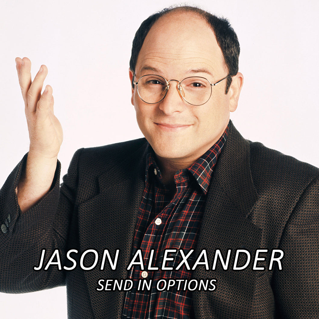 Jason Alexander - Send In Options