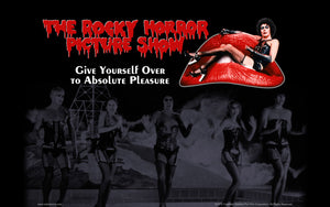 Tim Curry - Signed Rocky Horror Picture Show Promo Poster (8x10, 11x17)