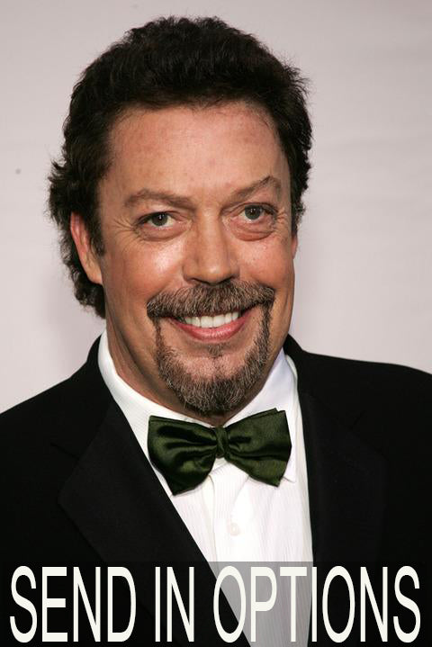 Tim Curry-Send In Options