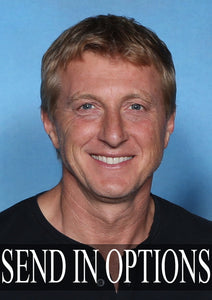 William Zabka - Send in Options