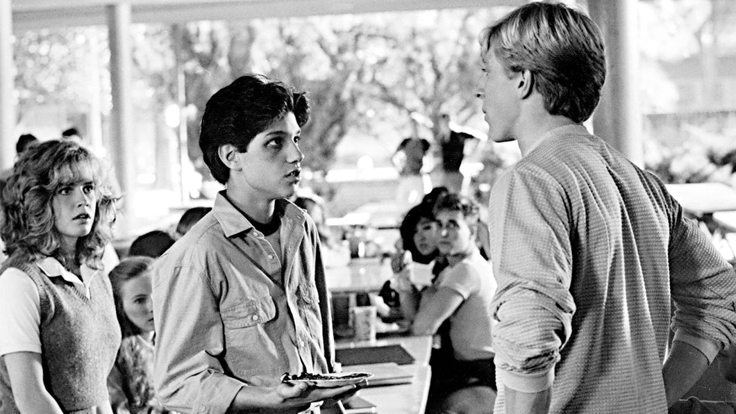 Ralph Macchio and Elisabeth Shue - Dual Signed Karate Kid Image #2 (8x10)