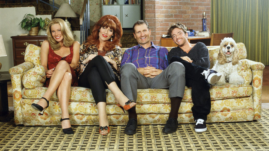 Ed O'Neill, Katey Sagal and David Faustino - Triple Signed Married...with Children Image #3 (8x10, 11x14)