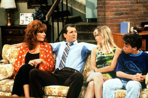 Ed O'Neill, Katey Sagal and David Faustino - Triple Signed Married...with Children Image #4 (8x10, 11x14)