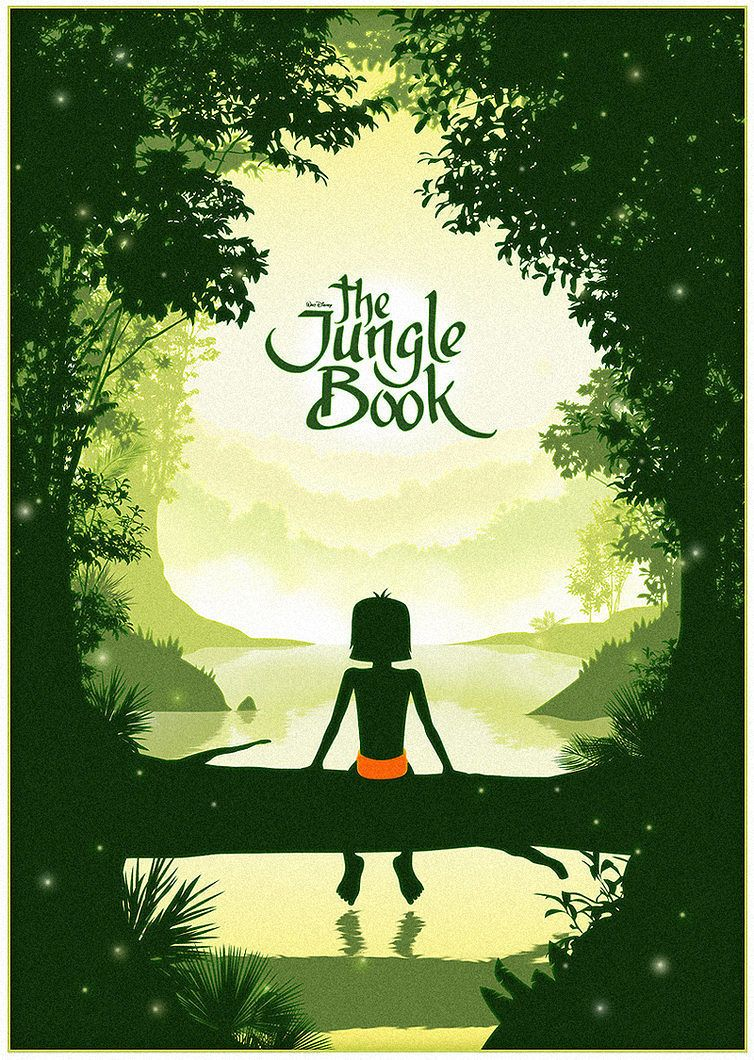 Bruce Reitherman - Signed The Jungle Book Mini Movie Poster #3 (8x10, 11x17)
