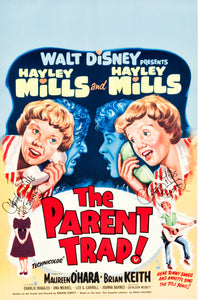 Hayley Mills - Signed The Parent Trap Mini Movie Poster #3 (8x10, 11x17)