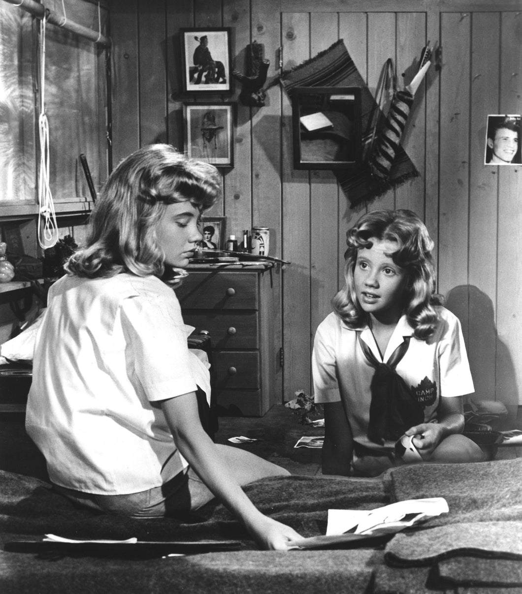 Hayley Mills - Signed The Parent Trap Image #2 (8x10, 11x14)
