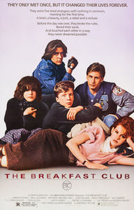 Molly Ringwald - Signed The Breakfast Club Movie Poster (8x10, 11x17)