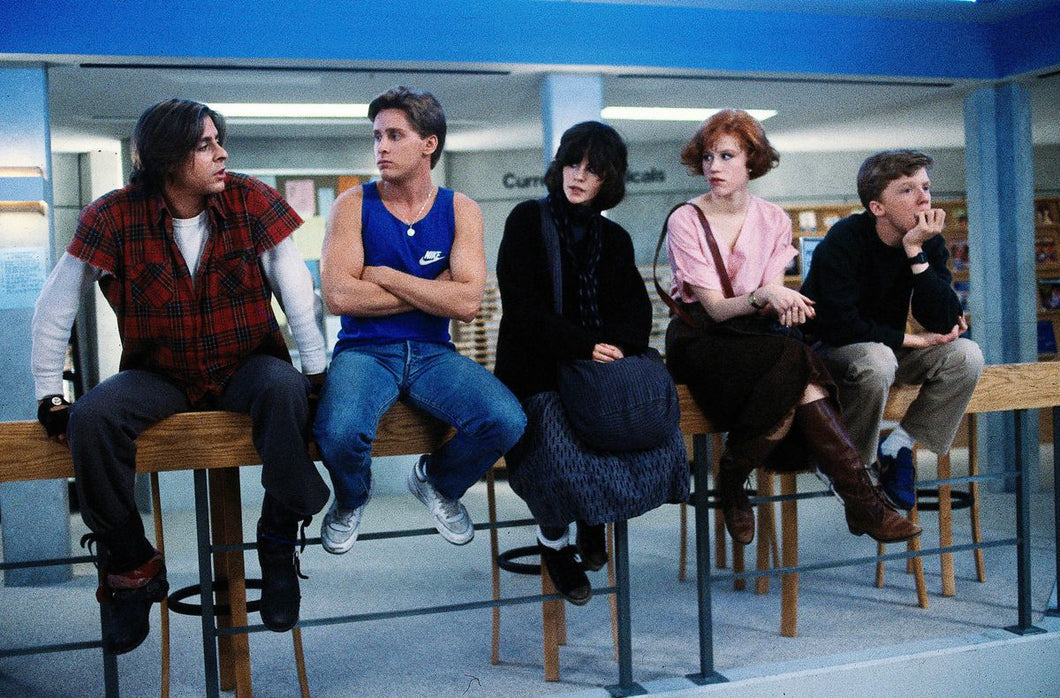 Molly Ringwald - Signed The Breakfast Club Image #5 (8x10, 11x14)