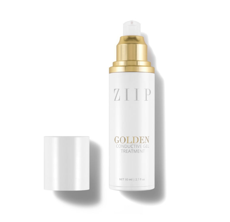 GOLDEN CONDUCTIVE GEL TREATMENT