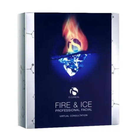 IS CLINICAL FIRE & ICE PROFESSIONAL FACIAL AT-HOME KIT-The Skin Chic