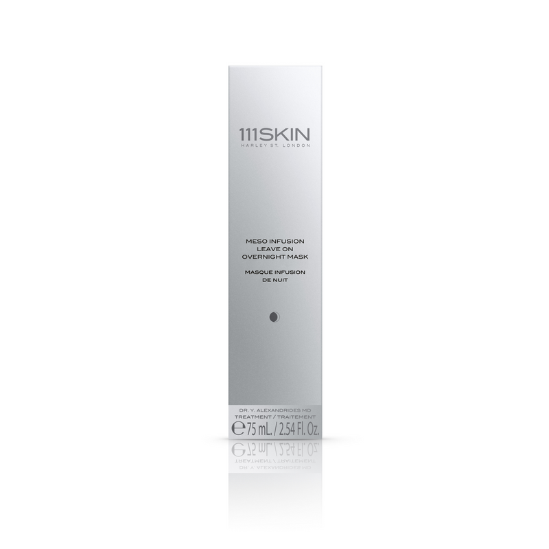 111SKIN Meso Infusion Leave On Overnight Clinical Mask