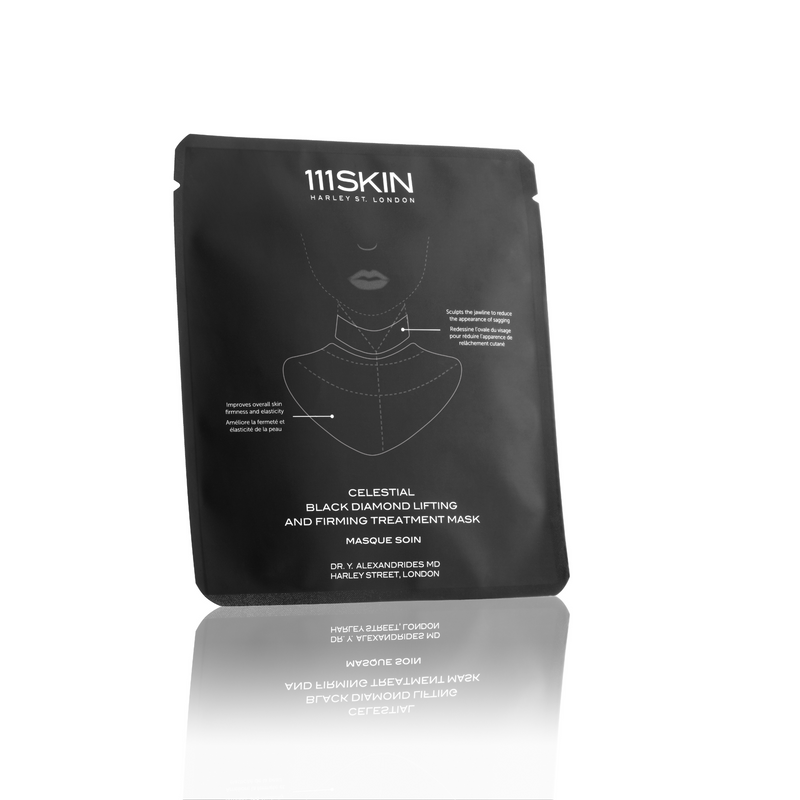111SKIN CELESTIAL BLACK DIAMOND Lifting and Firming Mask Neck