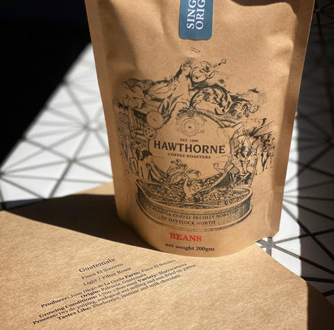 Guatemala - Finca El Socorro - Single Origin