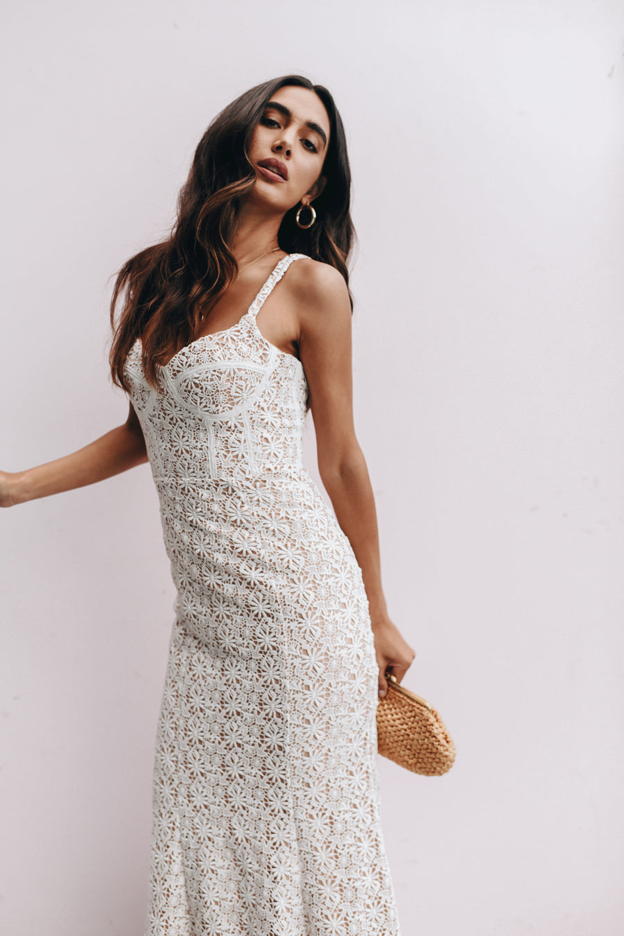the eve lace gown