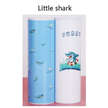 Load image into Gallery viewer, Multifunctional Creative Multifunction Cylindrical Pencil Box Case 2020 school Stationery Pen Holder Pink Blue calculator