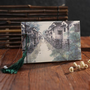 Mini Tradtional Notebook Blank Craft Diary Planner, Pocket Book Memo Pad Journal Travel Notepad Drawing Books