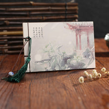 Load image into Gallery viewer, Mini Tradtional Notebook Blank Craft Diary Planner, Pocket Book Memo Pad Journal Travel Notepad Drawing Books