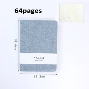 Stationery Thick Paper Notebook Notepad Diary Book personal diary/week Journals Agenda Planner School Office Stationery Supplies