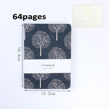 Load image into Gallery viewer, Stationery Thick Paper Notebook Notepad Diary Book personal diary/week Journals Agenda Planner School Office Stationery Supplies