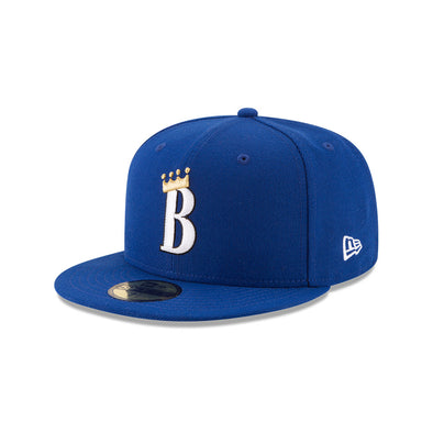 Burlington Royals Official On-Field Home Cap