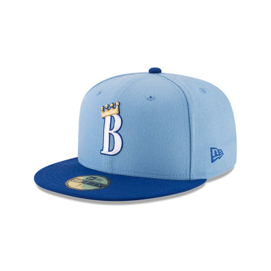 Burlington Royals Official On-Field Alternate Cap