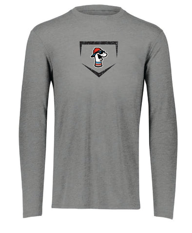 Sock Puppets Home Plate Long Sleeve
