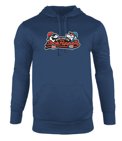Sock Puppets Primary Hoodie