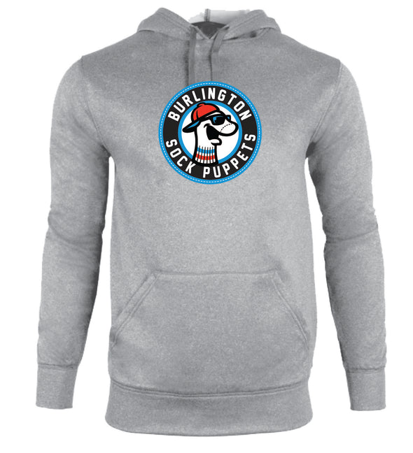 Sock Puppets Circle Hoodie