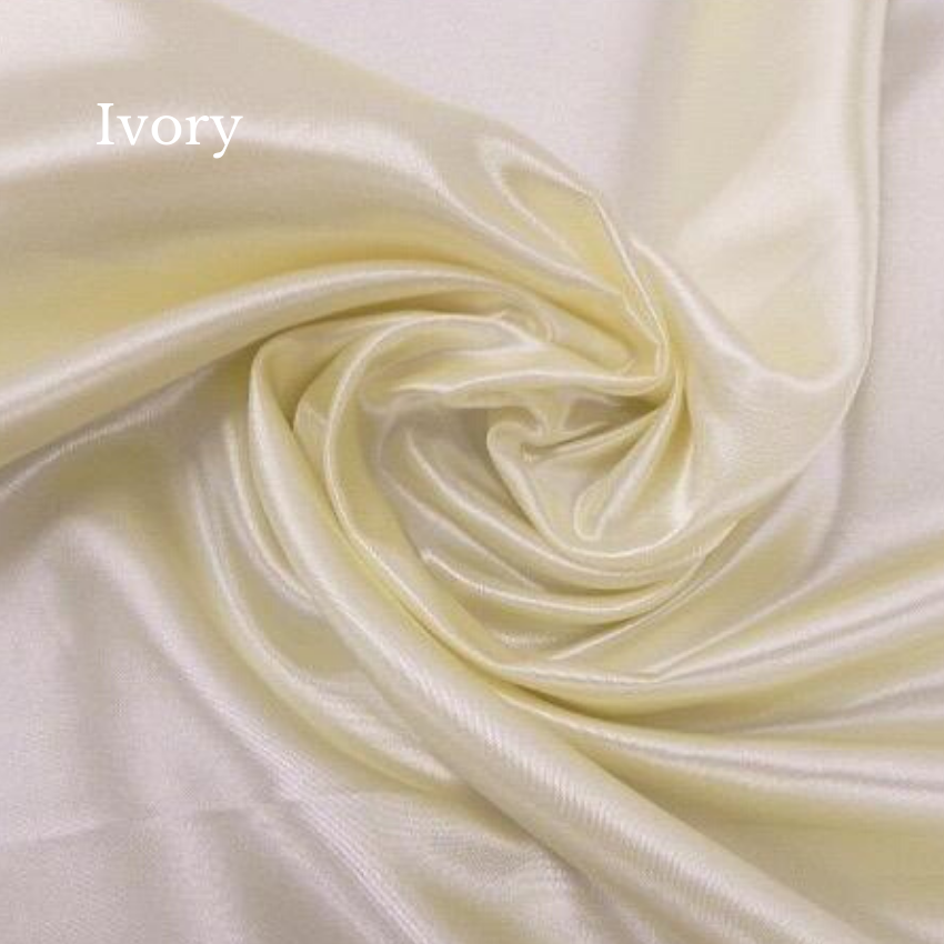 Bridal Satin Table Runners