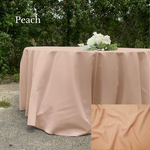 Load image into Gallery viewer, Peach Polyester -  Liberty Luxury Linen