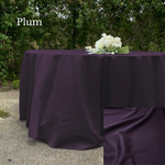 Load image into Gallery viewer, Plum Polyester - Liberty Luxury Linen