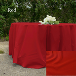Load image into Gallery viewer, Red Polyester - Liberty Luxury Linen