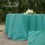 Load image into Gallery viewer, Turquoise Polyester - Liberty Luxury Linen