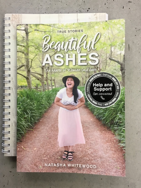 Beautiful Ashes - Book