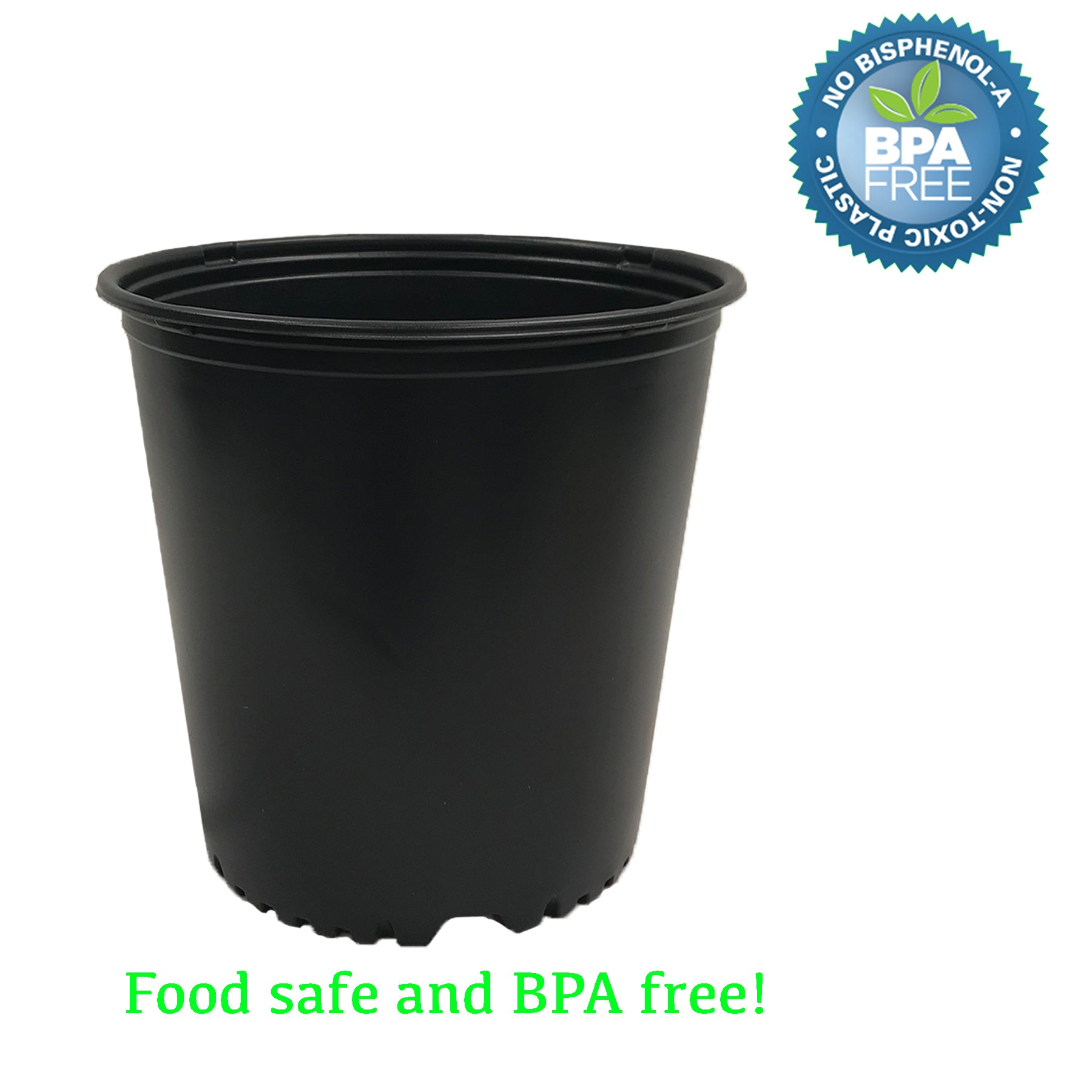 5 Gal. Nursery Trade Pots (4.02 Gal / 15.19 l) 2,240 Unit Pallet