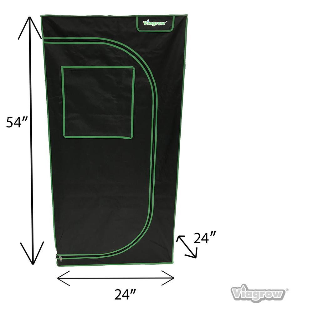2 ft. x 2 ft. Grow Room Tent