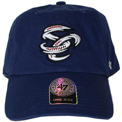Omaha Storm Chasers 47 SC Clean-Up Cap