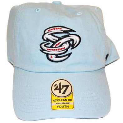 Omaha Storm Chasers 47 Youth SC Clean-Up Cap
