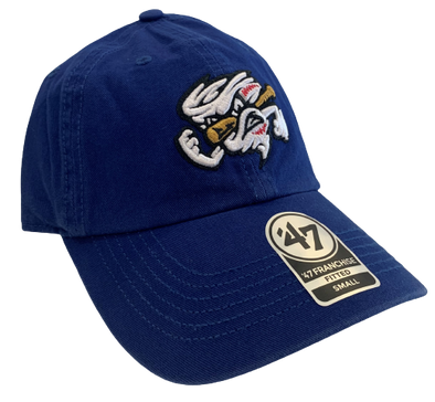 Omaha Storm Chasers 47 Royal Vortex Franchise Cap