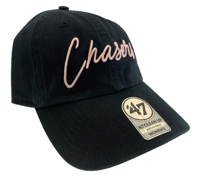 Omaha Storm Chasers 47 Women's Black Lyric Cleanup Cap