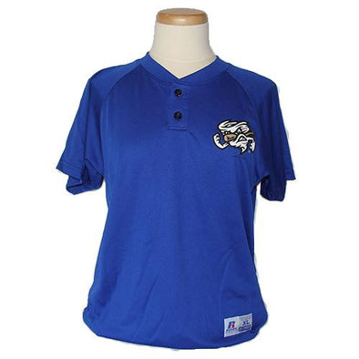 Omaha Storm Chasers Youth 2-Button Vortex Jersey