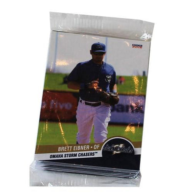 2015 Omaha Storm Chasers Team Card Set