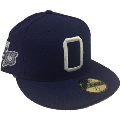Omaha Royals New Era 59Fifty Vintage 69 Block O Cap